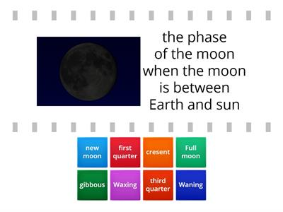 Copy of Moon Phases
