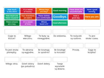 Brainy 4 Unit 3 Phrases