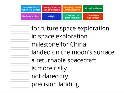 China`s landing on the dark side of the moon