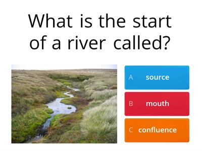 Rivers quiz