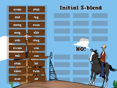 Initial S-blend 3.1.2