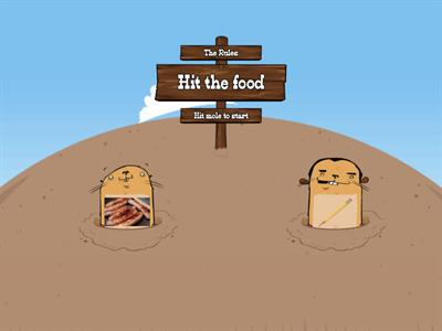 FOOD ( HIT THE FOOD)