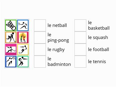 les sports first level
