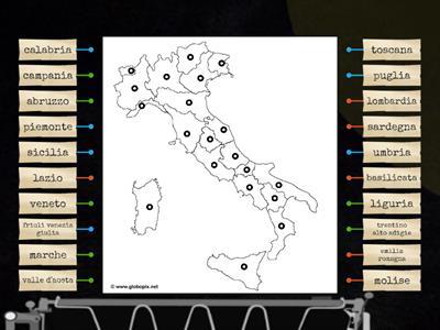 Cartina Muta Italia Per Verifica.Geografia Italia Muta Risorse Per L Insegnamento