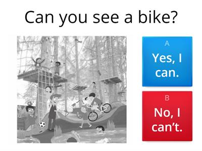 Can you see ?