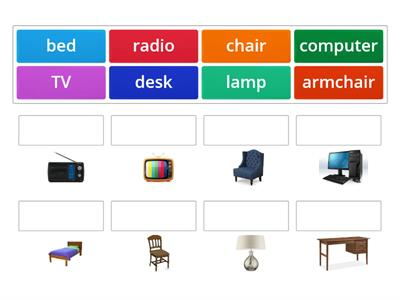 furniture and elecrical items Spotlight3