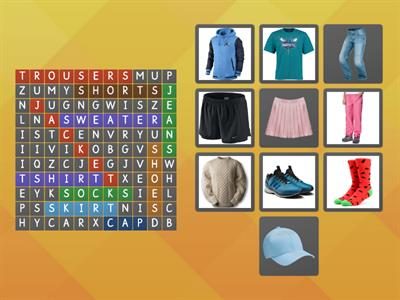 Y2 Topic 7 clothing 4
