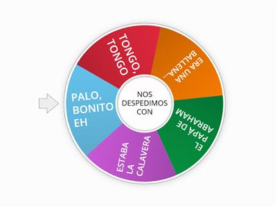 Ruleta de canciones