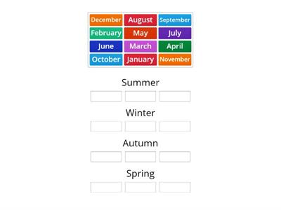 Months and seasons - Nbb3
