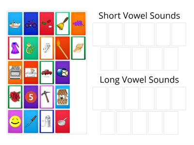 Copy of Long and Short Vowel Sort