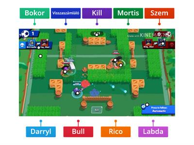 Brawl Stars diagram