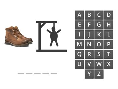 JWJ 10 Clothes Hangman