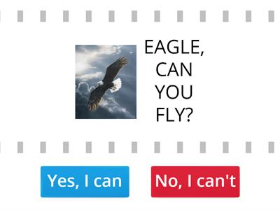 ANIMALS: YES I CAN/ NO I CAN`T