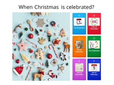 Christmas traditions in the UK and Poland