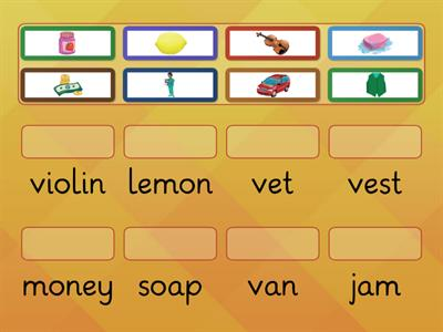 Oxford Phonics (V and other letters)