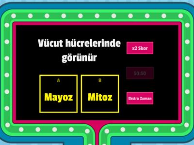 Mayoz vs. Mitoz