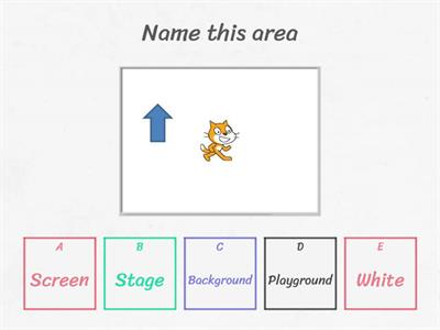 Simple Scratch Quiz