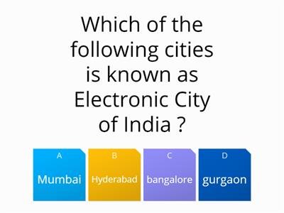 General knowledge 12th Feb 15