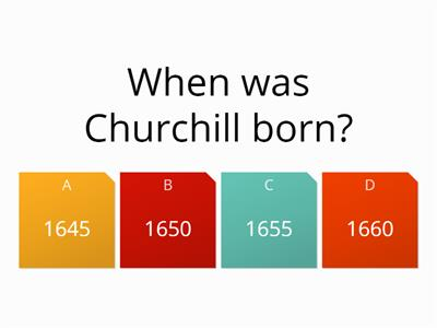 Who was John Churchill