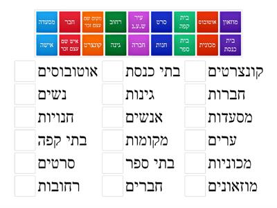 Hebrew 504 Book 1 Unit 2 Nouns in Singular and Plural Forms
