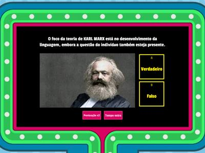 KARL MARX: os indivíduos e as classes sociais