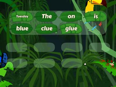 5-7 years old Oxford Phonics 3 Lesson 22 game 4