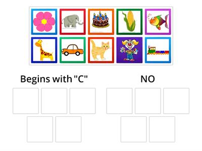 "Recognizing Beginning ""C"""