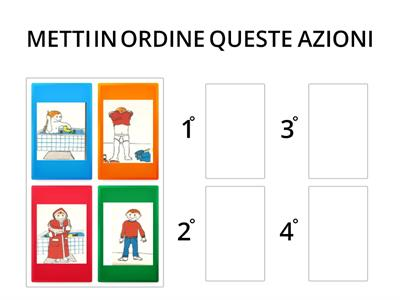 SEQUENZE TEMPORALI