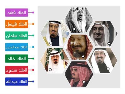 ملوك المملكة العربية السعودية الملك فيصل الملك سعود موارد تعليمية