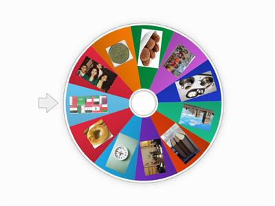 Copy of Counting wheel 1-10