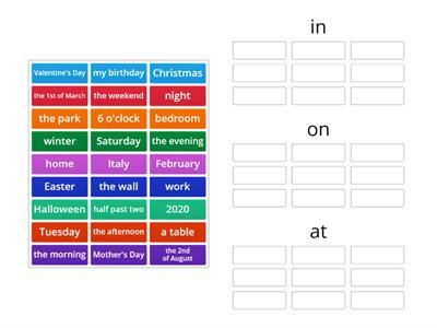 2B Prepositions  in/on/at EnglishFile Pre_Int