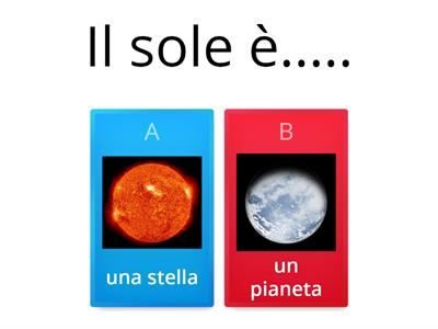 THE SOLAR SISTEM GAME DI NICOLE GARNERO-EASSA
