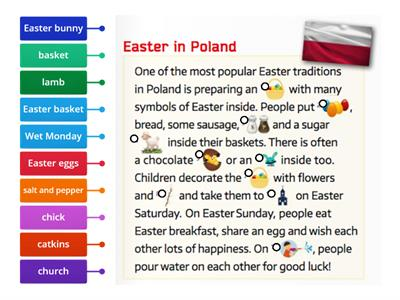 Brainy 4. Easter in Poland