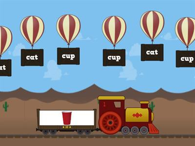 CVC Balloon pop