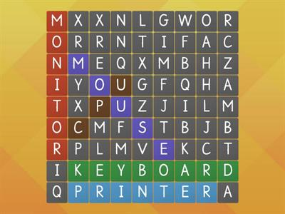 Test wordsearch