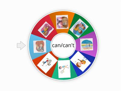 Can/Can`t