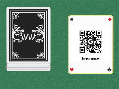 GimKit Playing Cards