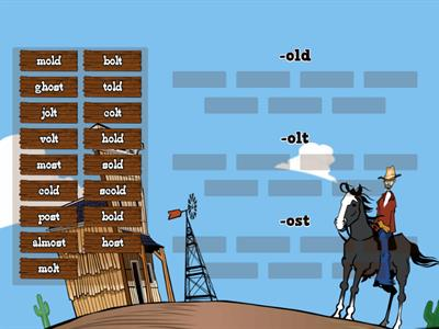 Read and Sort -old, -olt, -ost