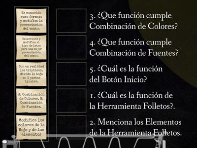 Copy of 5to A Primaria - Clase 26 - Herramienta Folletos