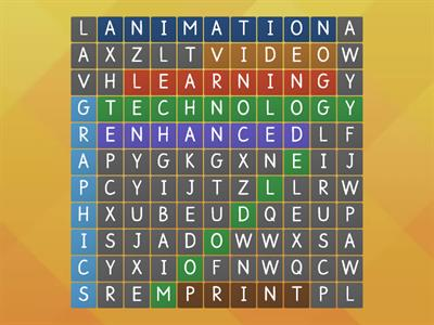 TEL WordSearch