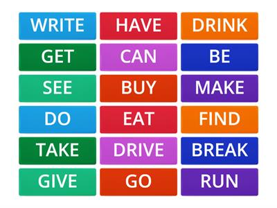 Speakout_ele_U6.2_Past Simple - Irregular verbs