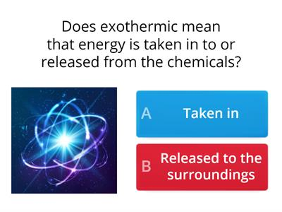 C1 Topic 5 Energy Changes