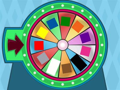 Colors Wheel