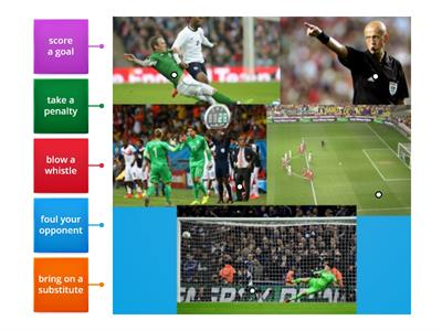 Football collocations