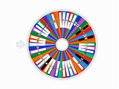spinning wheel of food advanced