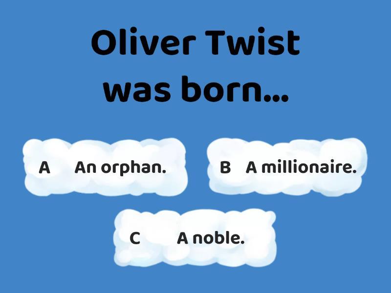 Oliver Twist Pdf Ita