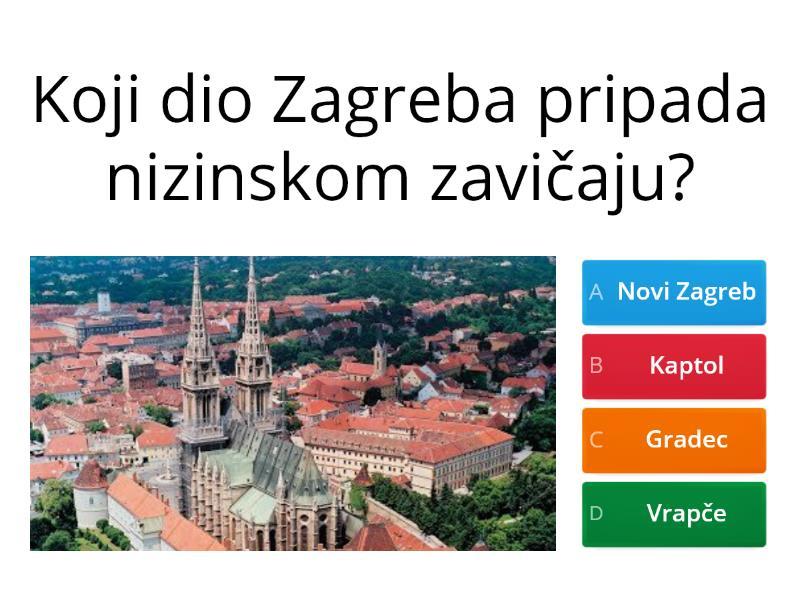 Nizinska Hrvatska Kviz